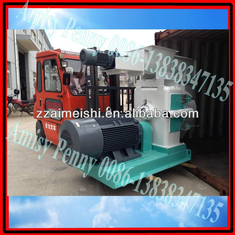 ring die wood waste wood pellet mill machine/industrial wood pellet making machine/0086-13838347135