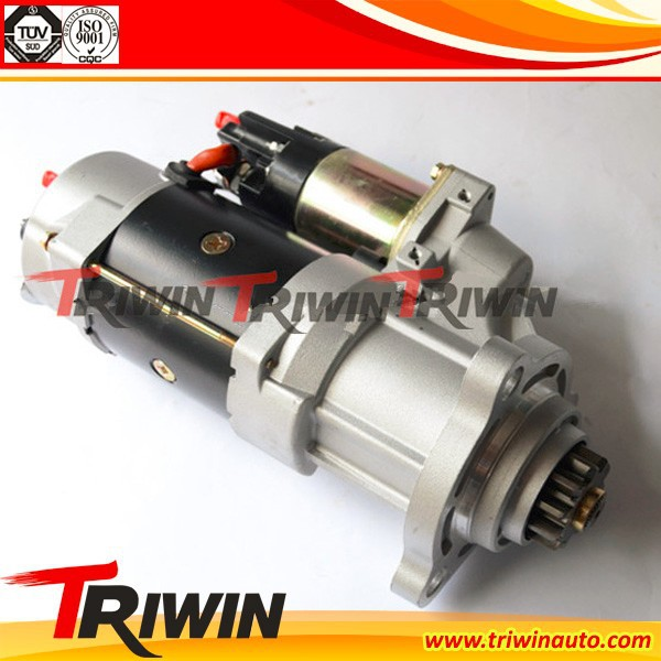 ISF2.8 3.8 diesel engine motor soft starter 5256026 auto foton truck tractor trailer parts start starting motor for sale