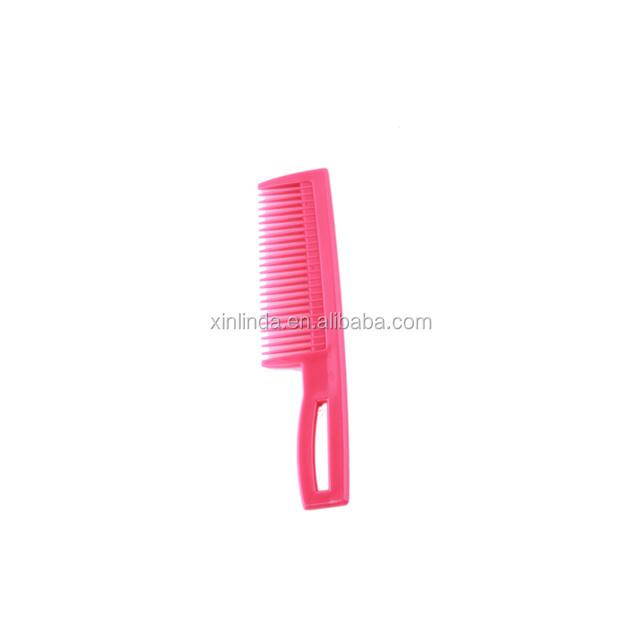 Xinlinda brand New Design beard comb magic hair color salon brush wide tooth