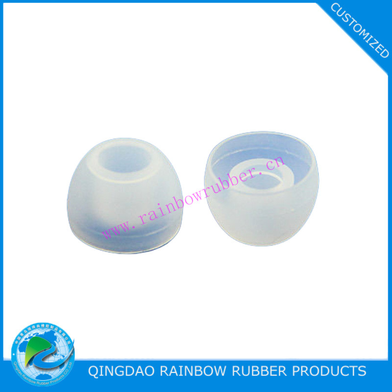 Customized silicone earbuds tips / covers