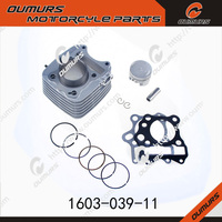 for AX 4 4 stroke ceramic motorcycles cylinder