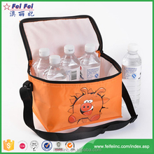 210D Insulated Polyester Cooler Bag Promotional