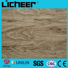 Jiangsu Licheer indoor PVC floor with UV coating / anti slip