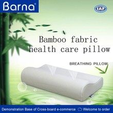 Custom Bamboo Fiber Material Pillow Shredded Memory Foam, Pure Organic Bamboo Pillow