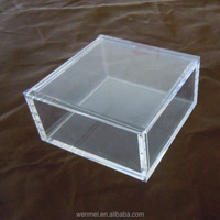 High Transparent Acrylic Display Box With