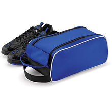Football Gym sports bag shoe compartment shoe shaped bag