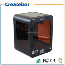 China Manufacturer Mini 3D Desktop Printer With Wifi