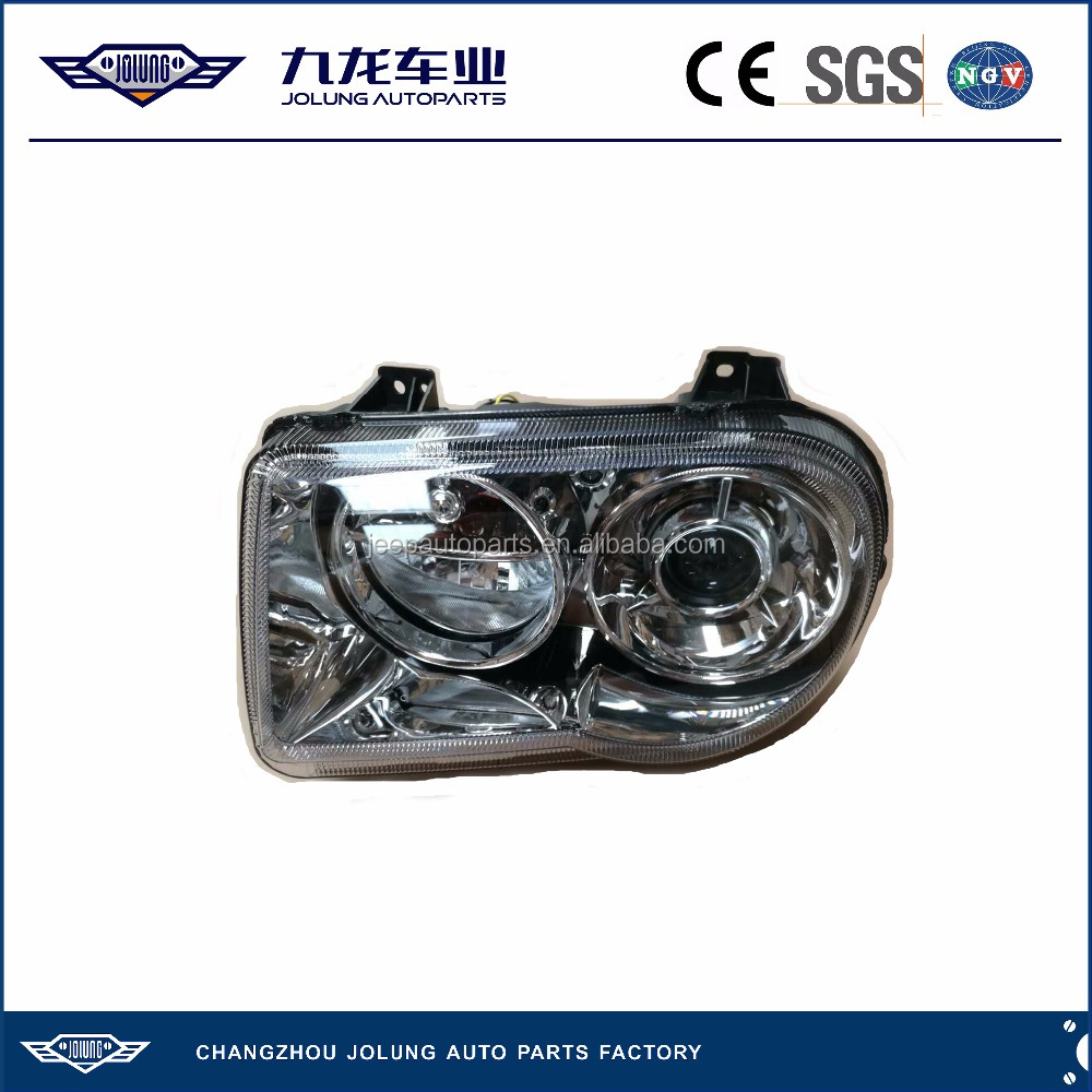 Front Headlight HID Head Lamp Assembly for Jeep Chrysler 300C OEM 4805760AL 4805761AL