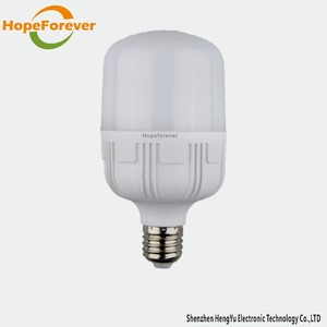 High power led T shape bulb,led cylinder bulb,led bulb 45W china manufacturer price