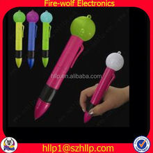 Personalised customized fat body plastic pen