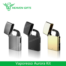 Heaven Gifts Wholesale e zigaretten 1.2ml 650mah Vaporesso Aurora Vape Kit