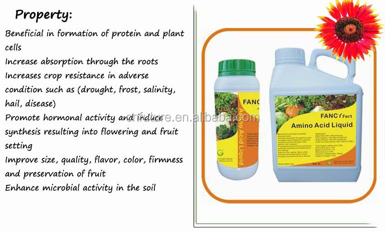 new arrival gene bio activator liquid fertilizer