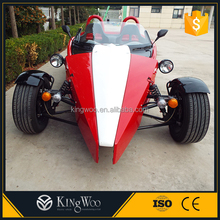 EEC Approved Lithium Battery Super Racing Car With 10KW/18KW/45KW Motor