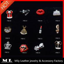 2014 fashionable 3D decorative accessories alloy women series design nail art MLPNM146-157