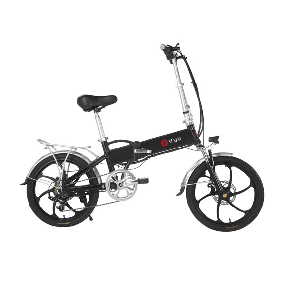 8Ah LG Battery 350w big power electric bicycle foldable mini bike