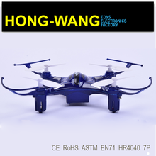 High quality mini 2.4G 4CH 6-axis gyro rc quadcopter drone, china drone