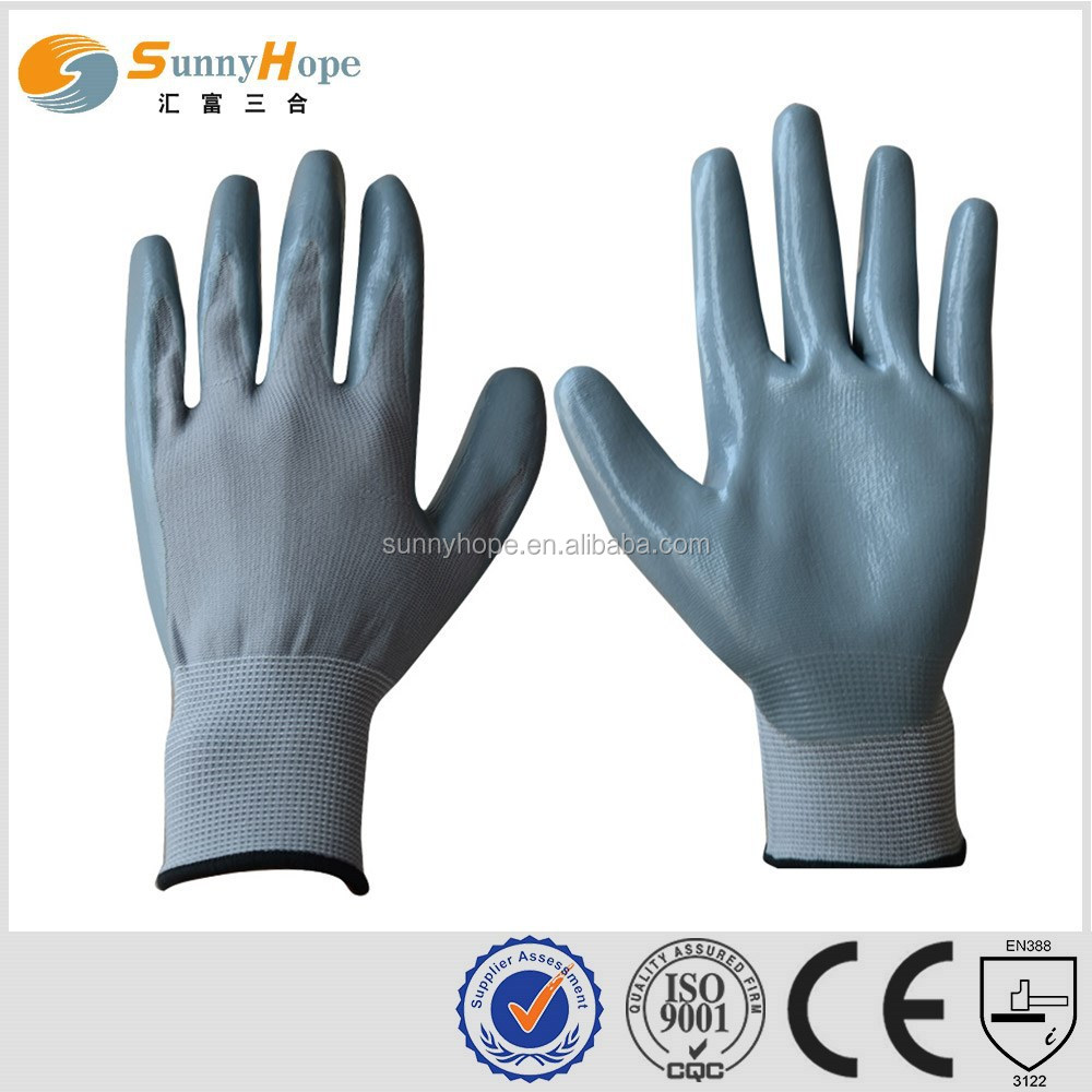 sunnyhope disposable nitrile gloves for kids work gloves