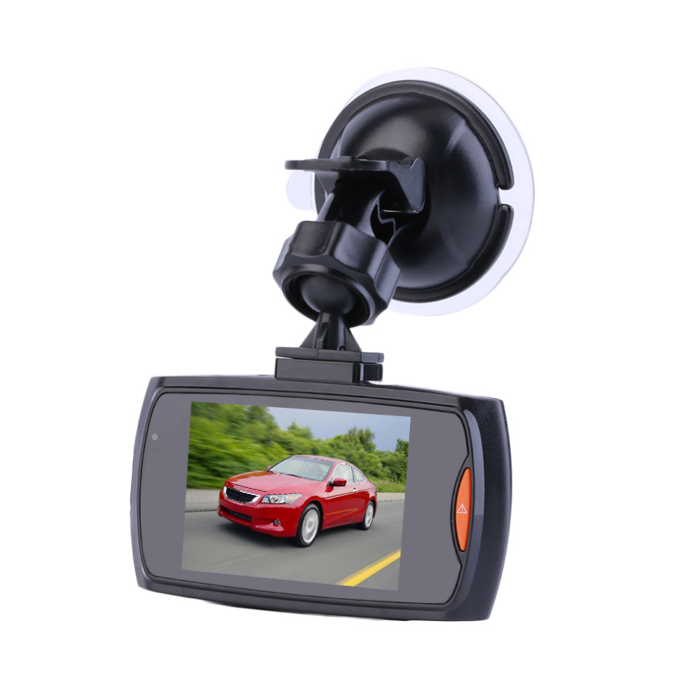 "Full HD 2.3"" LCD Car DVR Vehicle Camera DVR G30L Car Camera Recorder Dash Cam G-sensor IR Night Vision Video Recorder"