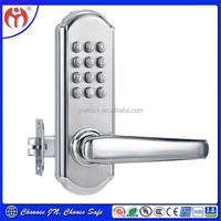 China Supplier Cheap Price High Security Aluminum Door Lock for House Yard Door or Garden Yard Door