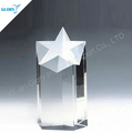 Custom Glass Star Award From China