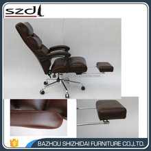 SD-5150 Hot sale pedicure stool chair swivel lift executive PU leather office chair