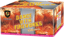 "High quality 1.2""130S display big cake fireworks for all Festival"