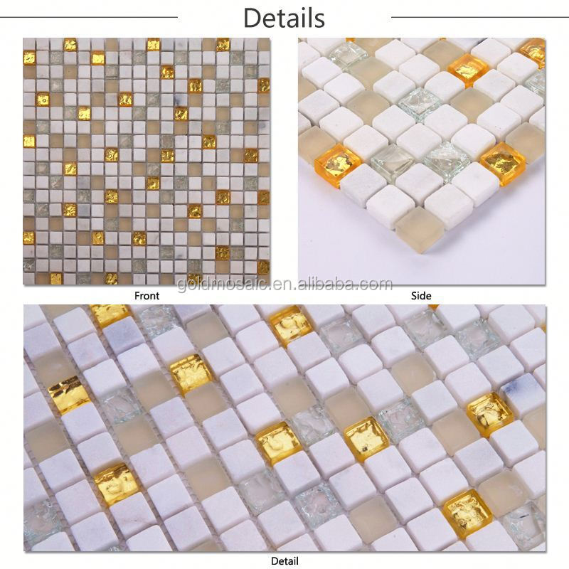 price per square meter of gran... factory glass mosaic use for ceiling