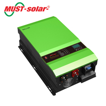 Off Grid PV Inverter 48V 8KW 10KW 12KW with 60A MPPT Solar Charger Air Conditioner Inverter 8KW