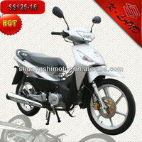 China 125Cc cub Automatic Motocicleta Hot Sale South America (SS125-16)