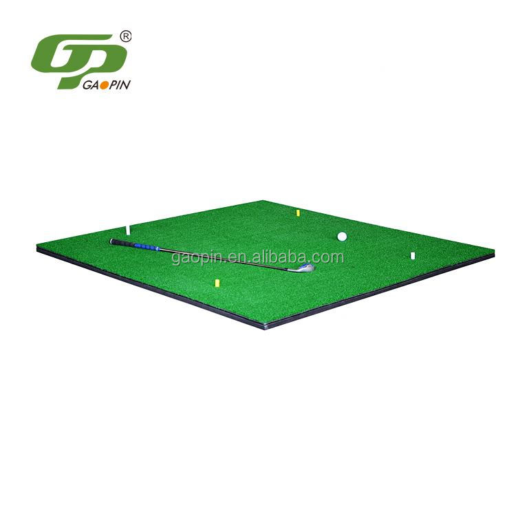 GP1515A-3d indoor golf practice nets golf practice mat driving range golf balls