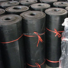 Neoprene rubber sheeting 3mm