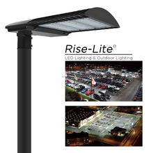 30 Watt Aluminum Alloy LED Road Lights All In One Solar LED Street Lights Retrofit Kits