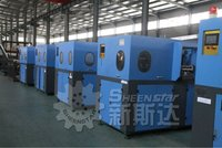 semi-automatic easy maintained plastic bucket making machine