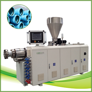 CE Standard 75-200mm high quality pvc pipe manufacturing machine
