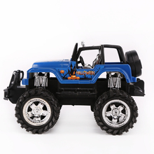 2018 friction power toy cars with off-road vehicle design