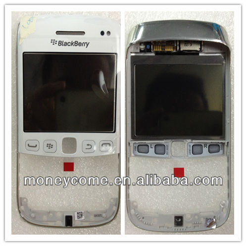 Mobile Phone Parts For Blackberry Bellagio 9790 Touch With Frame