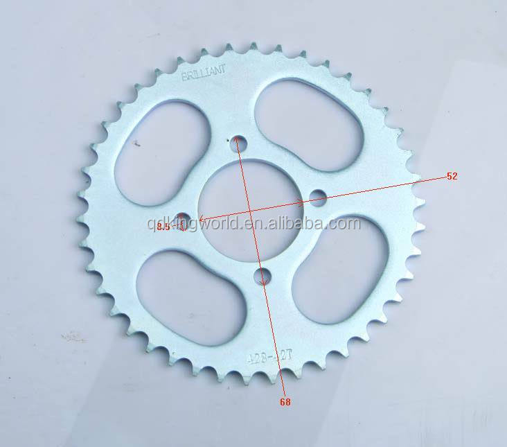 Motorcycle Chain,Sprocket Set for Suzuki AX100
