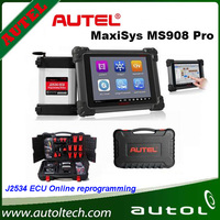 with J2534 Reprogramming Box Lowest Price Super Discount AUTEL MaxiSys Pro MS908P Automotive Diagnostic & ECU Programming System