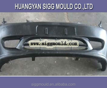 Front bumper injection mould maker