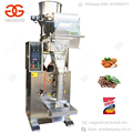 Automatic Bean Chin Chin Packaging Snacks Sunflower Seeds Filler Granule Date Cashew Nuts Popcorn Packing Filling Machine