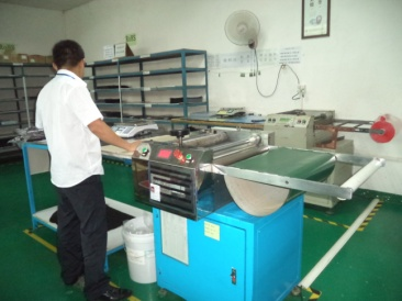 Cutting (Silicone Rubber Products)