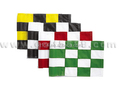 B&G OEM Logo Colorful Nylon Golf Grid Flags