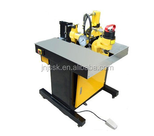 2015 promotion portable busbar processing machine
