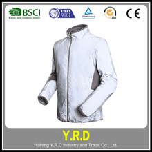 Custom sublimation security motorcycle reflective jacket