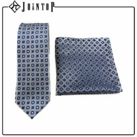 2016 best popular man tie and pocket square