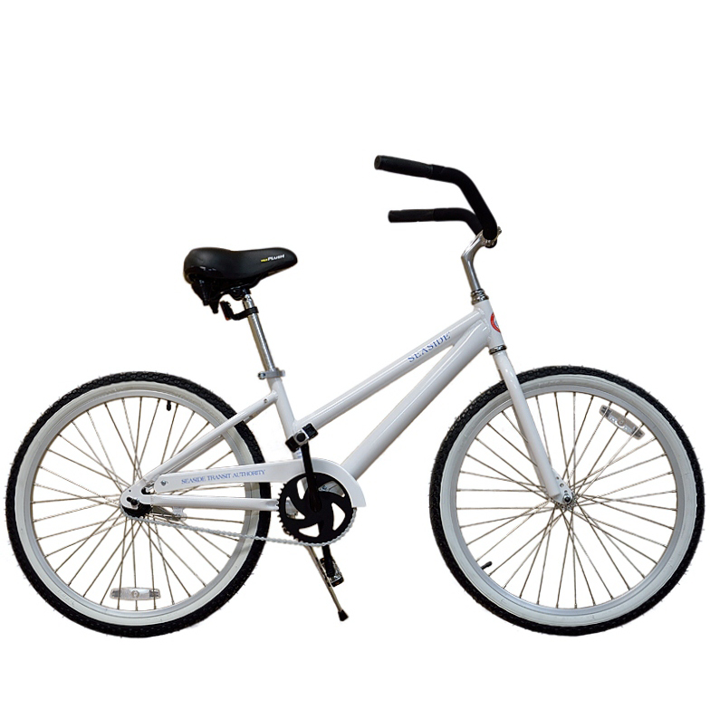 Hot sale aluminum alloy 6061 frame coaster brake 26 inch beach cruiser bicycle for sale