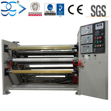 Adhesive Paper Sticker Label Cutting Machine Slitting Rewinding Machine