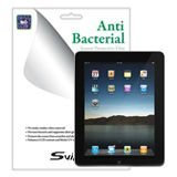 S-View] Anti- Bacterial Screen Protector for NEW IPAD