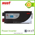 MUST 4KW 6KW home UPS inverter, DC to AC power pure sine wave inverter