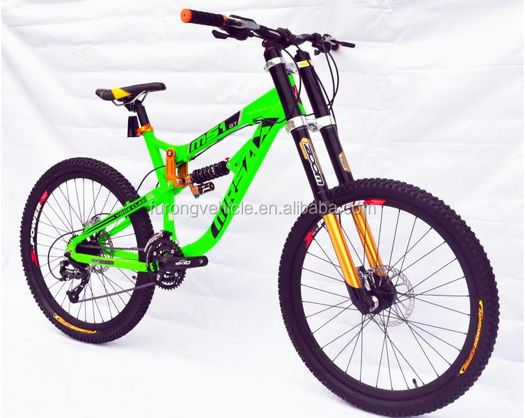 DH ZOOM DH 680 180MM travel DH 4 COLORS Hydraulic brakes Downhill bicycle 26*2.35 tires 10/11/20/22/24/27/30 speed